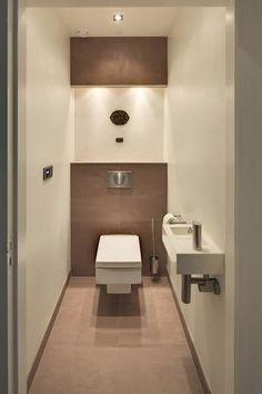 Bekijk de foto van gjansenb met als titel lichte, modern toilet en andere inspirerende plaatjes op Welke.nl.