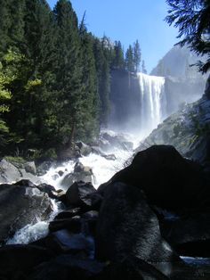 Yosemite - hiking trip!