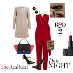 Date Night Dressing with The RealReal: Contest Entry