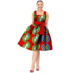 Woman Dresses Summer Plus Size Women Fashion Dress Vestidos De Festa African Fashion Ankara, Latest African Fashion Dresses, African Print Fashion, Women's Fashion Dresses, Fashion Vestidos, Africa Fashion, African Style, Short African Dresses, African Print Dresses