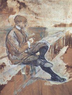 """""""er mundo de manué"""": Toulouse-Lautrec, obras, cuadros, pinturas."""