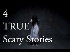 4 Creepy TRUE Stories (Episode 1)