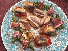 Cooking with Amy: A Food Blog: Pintxos Party! A How To Guide