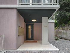 Loeliger Strub - Mehrfamilienhaus Winkelriedstrasse, Zürich