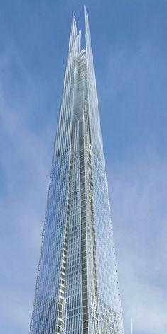 Torre de Renzo Piano, em Londres.
