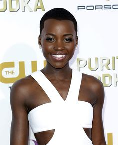 Lupita Nyong'o's Hairline At The Critic's Choice Awards: So Perfect, It Was Fake