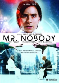 Mr Nobody [Edizione: Francia] Fantasy Movies, Sci Fi Movies, Hd Movies, Movies Online, Movies And Tv Shows, Movie Tv, Pixar Movies, Movie List, Mr Nobody