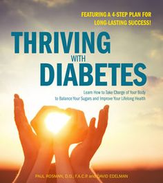 Thriving with Diabetes book