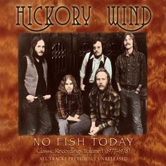 Hickory Wind - No Fish Today, Black