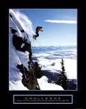 Challenge: Skier Plakater