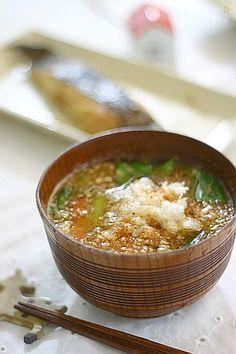みぞれ汁 by 小春 | レシピサイト「Nadia | ナディア」プロの料理を無料で検索