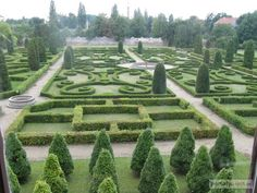 Bučovice - Zámecká zahrada 4