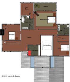 Japanese House Floor Plans japanese house for the suburbs | japanese house, building ideas