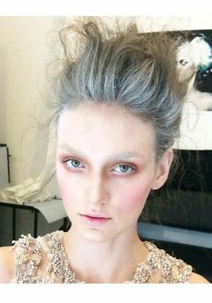 18th century inspired makeup