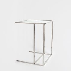 Mirrored SMALL CRYSTAL SERVICE TABLE