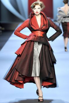 Christian Dior Haute Couture Spring Summer 2011