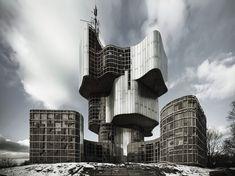 Toward a Concrete Utopia: Yugoslavian architecture – in pictures