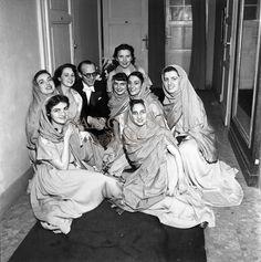 #TeatroallaScala 1951  #Horovitcz #DoloresPuthod #VeraKorène #LeMartyredeStSebastien http://www.teatroallascala.org