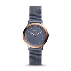 a19598d5c32 A lightweight timepiece boasting a modern mesh band that s easy to wear  with your everyday assortment