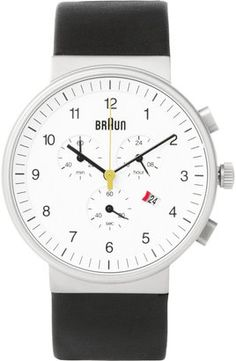 Braun Watch for men