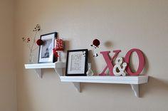 x&o shelf