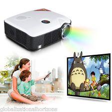 Imagen de artículo Portable Projector, Led Projector, Home Cinemas, Home Theater, Theatre, Outdoor Parties, Multimedia, Usb, Pictures