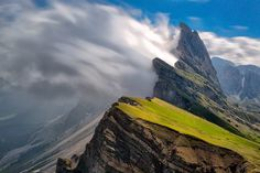 best places to visit in Europe The dolomites
