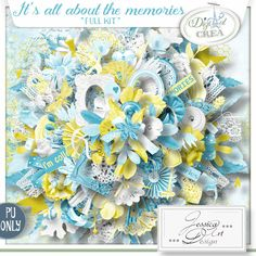 It's all about the memories * full kit * by Jessica art-design