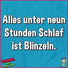 Blinzeln :)