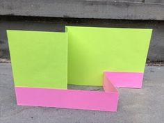 """Hier kommt die Anleitung zur Doppelten """"Z"""" Karte die ich euch gestern gezeigt habe.   Ihr benötigt ein Stück Cardstock in 10,5 x 28 cm.  Bei..."""