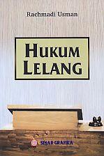 Hukum Lelang.Rachmadi Usman - AJIBAYUSTORE