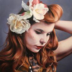 Portrait Paintings by Joe Simpson  <3 <3