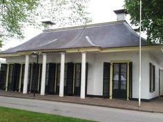 Emmen, oud Kantongerecht gebouw