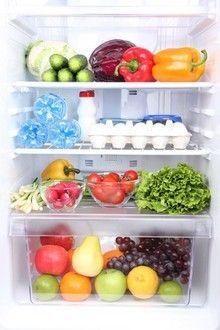 Bien ranger son réfrigérateur
