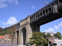 High Level Bridge through the eyes of brian1949