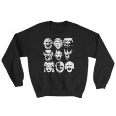 Tragedy - Crewneck Sweatshirts Black