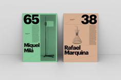atrespuntosblog:  Design Hub Barcelona.Atlas / Palma de Mallorca.See full work.