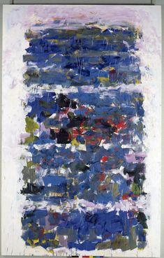 Le musée des Beaux-Arts de Caen expose un ensemble de grandes toiles de la plus française des peintres américaines, aux côtés de Monet, Riopelle, Judith Reigl…