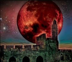 Solar and Lunar Eclipses in 2014-2015 :: Prophecy Dude
