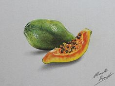 Colored Pencils Drawing by Marcello Barenghi | Cuded