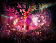 Light Las Vegas nightclub at the Mandalay Bay