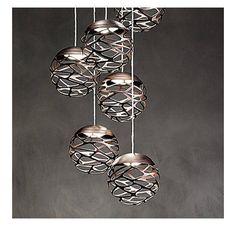 Kelly Cluster LED Pendant By Studio Italia Design