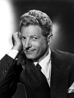 Danny Kaye This beautiful man was not only funny, he could also sing like the dickens. White Christmas is one of my favorite movies.