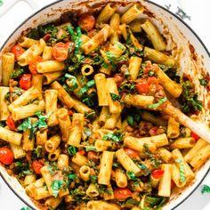 Cheese & Onion Rolls | Happy Veggie Kitchen One Pot Vegetarian, Vegetarian Bean Chili, Vegetarian Recipes, Vegetarian Dinners, Healthy Meals, Bruschetta Toppings, Tomato Bruschetta, Summer Pasta Dishes, One Pot Pasta