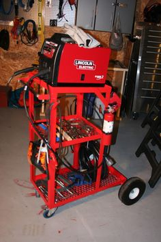 Okay, Another Welding Cart By a Newb... - WeldingWeb™ - Welding forum for pros and enthusiasts