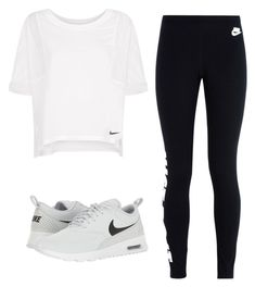 """""""nike """" by samanthaabrownn ❤ liked on Polyvore featuring interior, interiors, interior design, home, home decor, interior decorating and NIKE"""