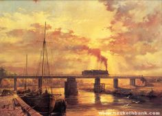 Alan Fearnley's Day's Work Done