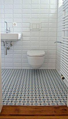 Schöne Plättli für Innen und Aussen aus Keramik. Vintage Plättli . Hexagone…