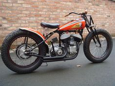 1940 Indian sport scout by Dutch-Brothers