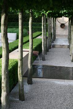*landscape design, outdoors, greenery* - Luciano Giubbileis Laurent-Perrier Garden http://www.pinterest.com/gabrielzanetti/ #garden #gardenideas #landscapeideas